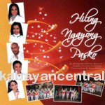 Hiling Ngayong Pasko CD - Angeles University Foundation