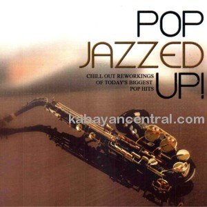 POP Jazzed Up! CD - Various Artists