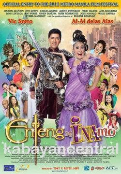 Enteng ng Ina Mo DVD
