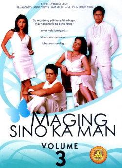 Maging Sino Ka Man Vol.3 DVD