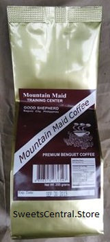 Premium Ground Benguet Coffee Good Shepherd Baguio (200g)