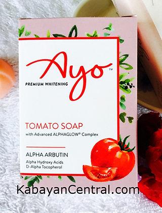 Tomato Ayo Premium Whitening Soap (110g)