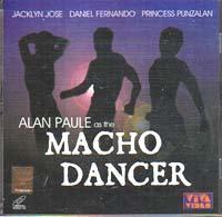 Macho Dancer VCD