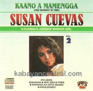 Kaano A Mamengga Vol.2 - Susan Cuevas