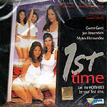 1st Time DVD