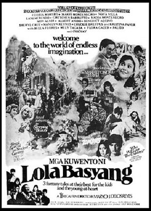 Mga Kuwento ni Lola Basyang (1958) DVD