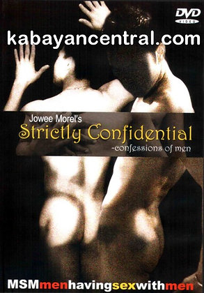 Strictly Confidential VCD