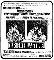 Life Everlasting (1971) DVD