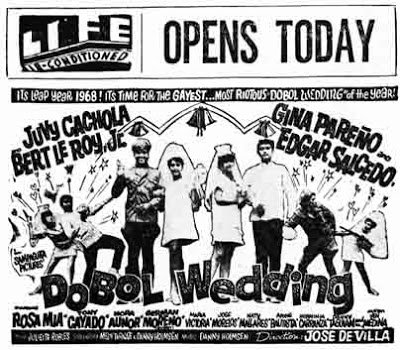 Dobol Wedding (1968) DVD