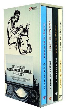 The Ultimate Quijano de Manila Collection Book