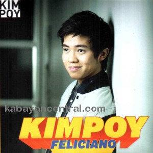 Kimpoy Feliciano CD+DVD - Kimpoy Feliciano