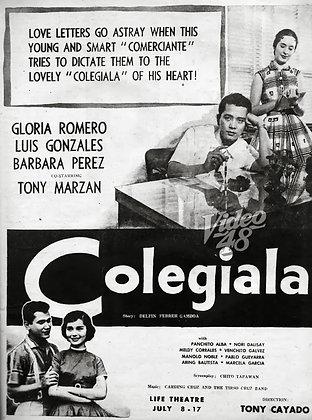 Colegiala (1957) DVD