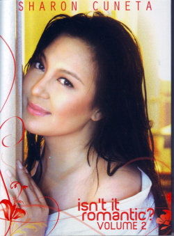 Isn't It Romantic Vol.2 CD - Sharon Cuneta