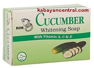 RDL Cucumber Whitening Soap (135g)