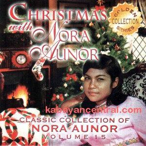 Christmas Songs Vol.15 CD - Nora Aunor