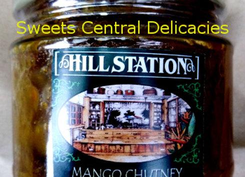 Mango Chutney (10 oz) Hill Station