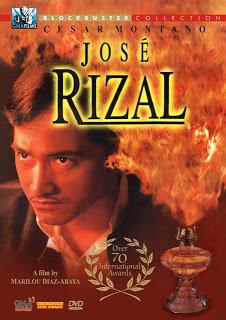 Jose Rizal DVD