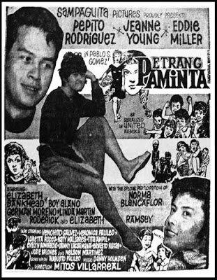 Petrang Paminta (1969) DVD