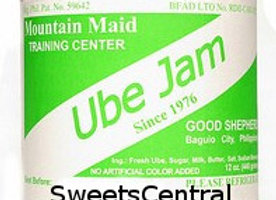 Ube Jam (12oz) Good Shepherd Baguio