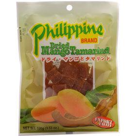 Dried Mango Tamarind  Balls (100g) Philippine Brand