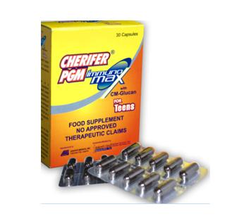 Cherifer PGM 10-22 (100 capsules)