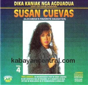 Dika Kaniak Nga Agduadua - Susan Cuevas