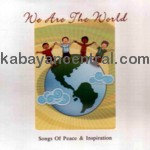 We Are The World CD - The Peacemaker & Light And Shade