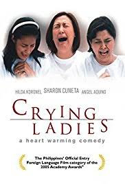 Crying Ladies DVD