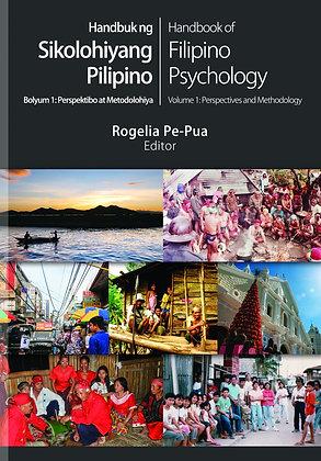 Handbuk ng Sikolohiyang Pilipino Bolyum 1: Perspektibo at Metodolohiya