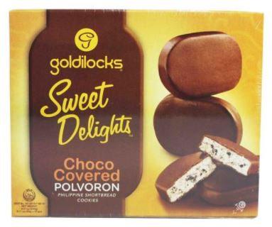 Choco Covered Polvoron Goldilocks (12pcs/600g)