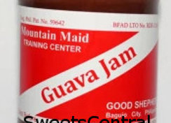 Guava Jam (12oz) Good Shepherd