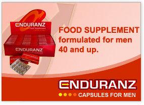 Enduranz (30 x 35mg capsules)