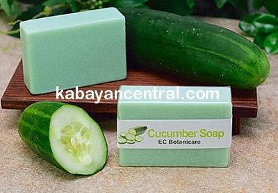 Healing Galing Cucumber Soap (135g)