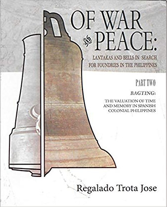 Of War and Peace: Lantakas and Bells Part 2 Book