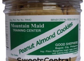 Peanut Almond Cookies  (170g) Good Shepherd