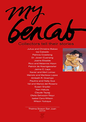 My BenCab: Collectors Tell their Stories Book