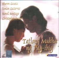 Tatlong Mukha Ng Pag-ibig VCD