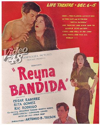 Reyna Bandida (1953) DVD