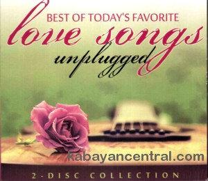 Best of Today's Favorite Love Songs Vol.1 2-CD - Various Artists