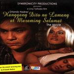 Hanggang Dito Na Lamang At Maraming Salamat VCD