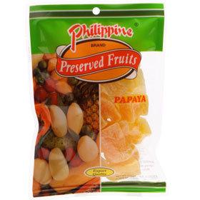 Philippine Brand Dried Papaya (100g)