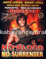 No Blood, No Surrender DVD
