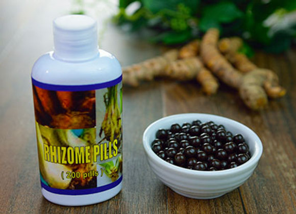 Rhizome Pills (200 pills) Healing Galing