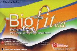 BiofiTea Herbal Dietary Tea (30 teabags)