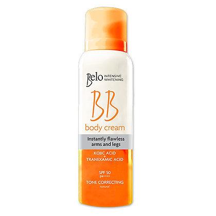 Belo Intensive Whitening BB Body Cream Spray SPF50 (100ml)