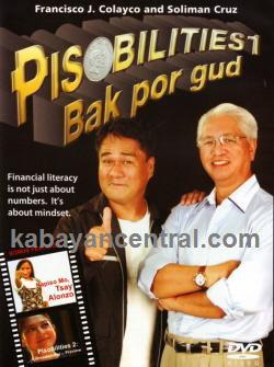 Pisobilities 1 - Bak Por Gud DVD