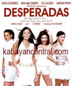 Desperadas VCD