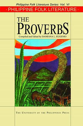 Philippine Folk Literature: The Proverbs Book