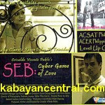 SEB, Cyber Game Of Love VCD