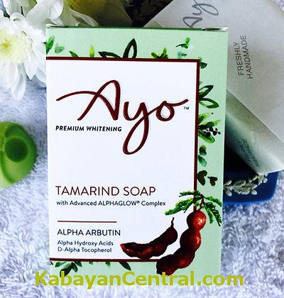 Tamarind Ayo Premium Whitening Soap (110g)